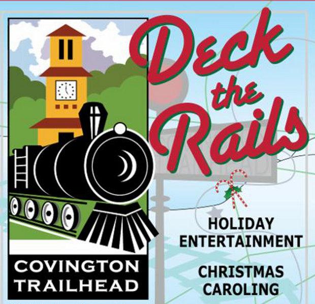 blog deck the rails