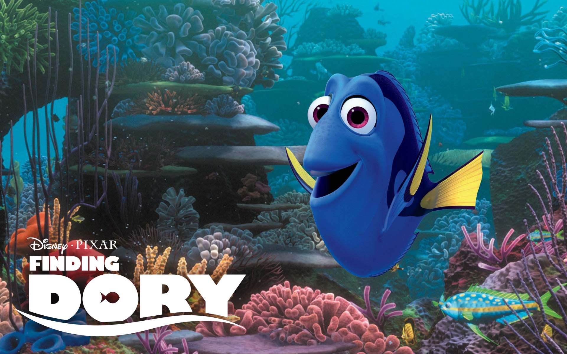 movie blog dory