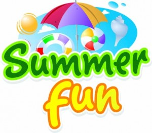 july blog summer fun